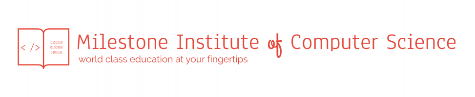 Milestone Institute LMS